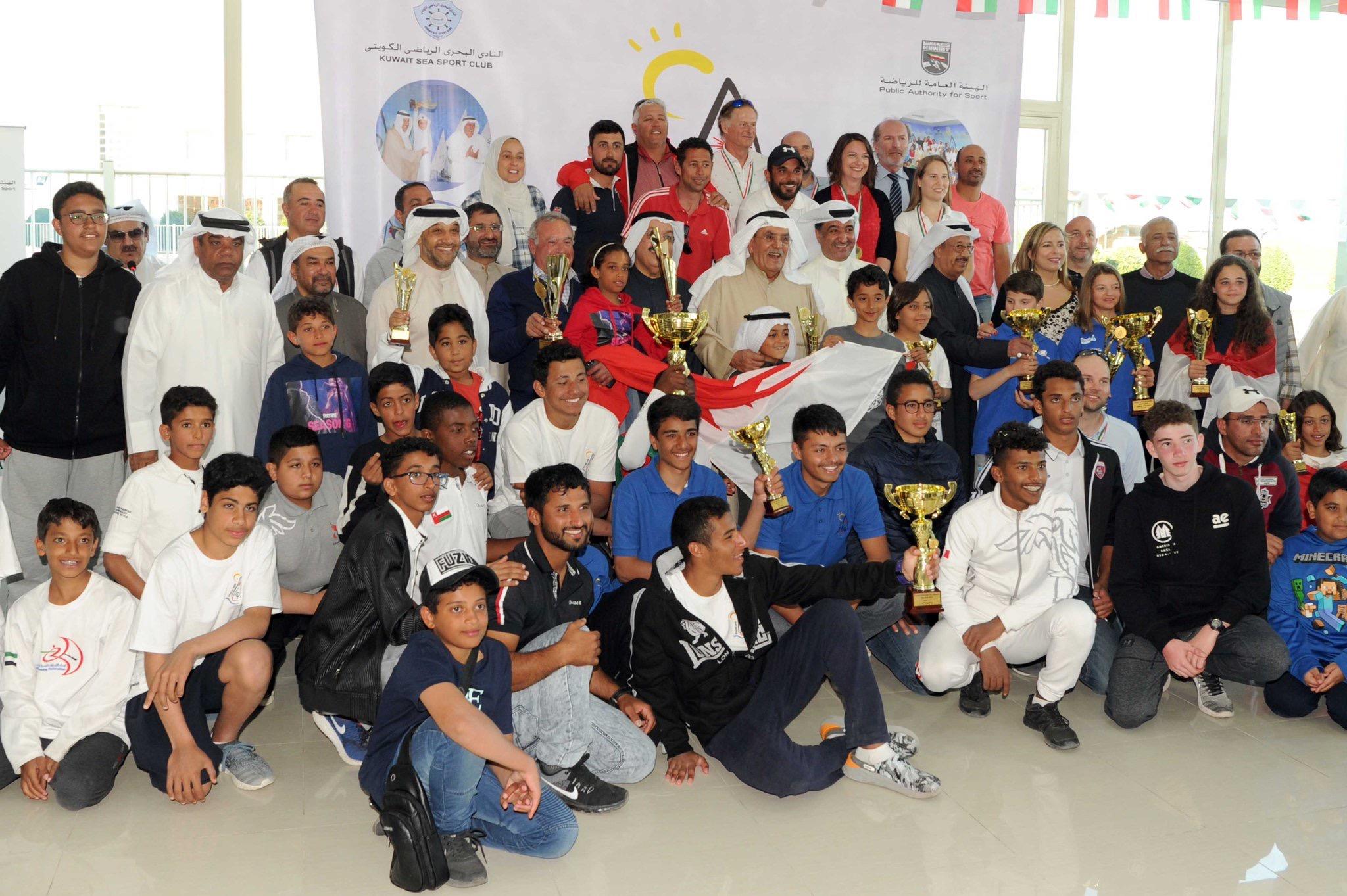 الآن | #جريدة_الآن بطولة الكويت الدولية ال12 للقوارب تختتم منافساتها
